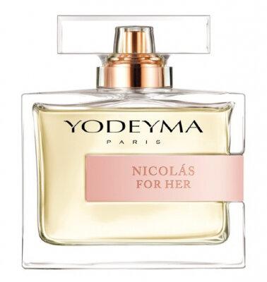 NICOLAS FOR HER  Eau de Parfum 100 ML
