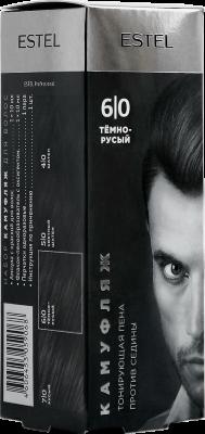 Набор для камуфляжа волос ESTEL ALPHA HOMME 6/0