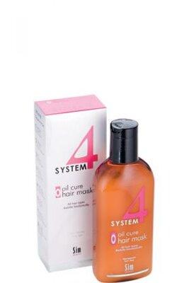 """SYSTEM 4 Терапевтическая маска """"О"""" Для лечения кожи головы и пилинга 215 мл"""