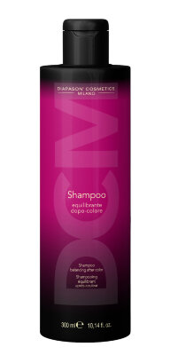 """Шампунь стабилизатор цвета с пониженным уровнем pH - """"DCM Balancing After Color Shampoo""""300 мл"""