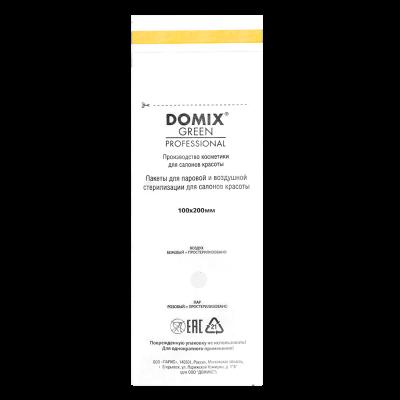 """DGP"" Крафт-пакеты белые 100х200 для стерилизации и хранения инструментов 100 шт в пачке"