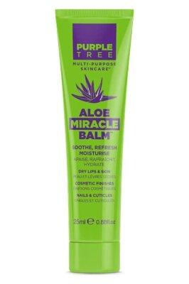 Purple Tree бальзам для губ и ухода за кожей с алоэ | Purple Tree Aloe Miracle Balm