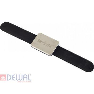 Браслет магнитный на руку для шпилек, невидимок DEWAL JPP094black