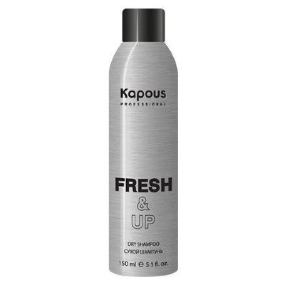 Сухой шампунь для волос «Fresh&Up», 150 мл