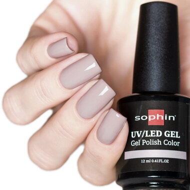0723 GEL POLISH COLOR Цветной UV/LED гель-лак, 12мл ''beige vintage''