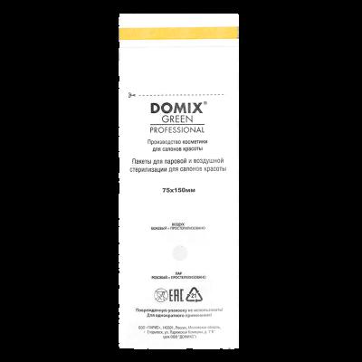 """DGP"" Крафт-пакеты белые 75х150 для стерилизации и хранения инструментов 100 шт в пачке"