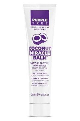 Purple Tree бальзам для губ и ухода за кожей с кокосом | Purple Tree Coconut Miracle Balm
