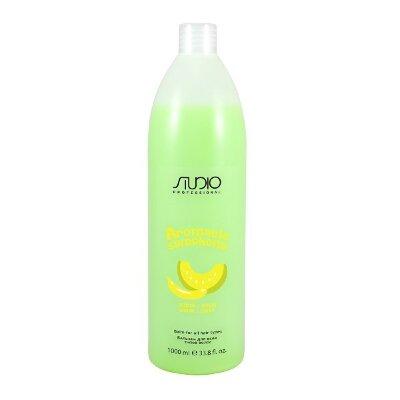 Бальзам для всех типов волос «Банан и дыня», 1000мл