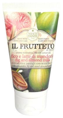 ND Крем для лица и тела Fig & Almond milk / Инжир и миндальное молоко 150 мл