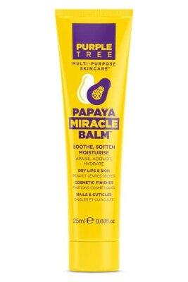 Purple Tree бальзам для губ и ухода за кожей с папайей | Purple Tree Papaya Miracle Balm