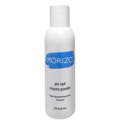 MORIZO Пудра для тела преддепиляционная энзимная 120гр