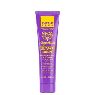 Purple Tree бальзам для губ и ухода за кожей с экстрактом фиалкового дерева | Purple Tree Miracle Balm Signature