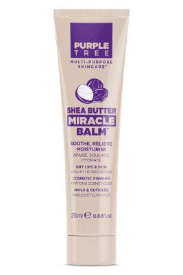 Purple Tree бальзам для губ и ухода за кожей с маслом ши | Purple Tree Shea Butter Miracle Balm