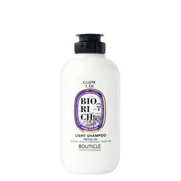 Шампунь для поддержания объёма для волос всех типов - BIORICH LIGHT SHAMPOO 250 мл