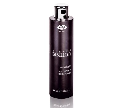 Крем для волос для подчеркивания кудрей «Lisap Fashion Curl Reviver»200мл
