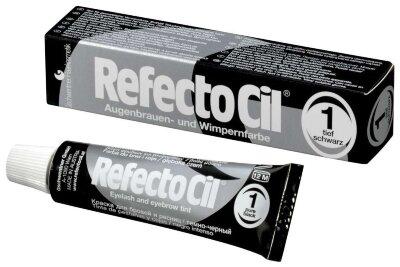 RefectocilКраска д/бровей черная 1.0