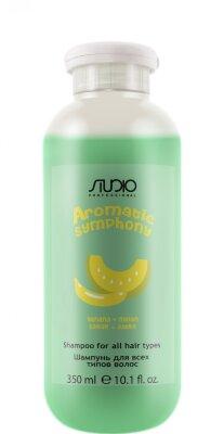 Шампунь для всех типов волос «Банан и дыня»350 мл