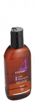 SYSTEM 4 Терапевтический шампунь № 3, 100 мл Для профилактики и чувствительной кожи