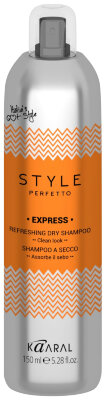 15920 STYLE Perfetto EXPRESS REFRESHING DRY SHAMPOO. Сухой шампунь  150  мл