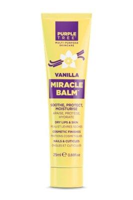 "Purple Tree бальзам для губ и ухода за кожей с ароматом ""Ваниль"" | Purple Tree Miracle Balm Vanilla"
