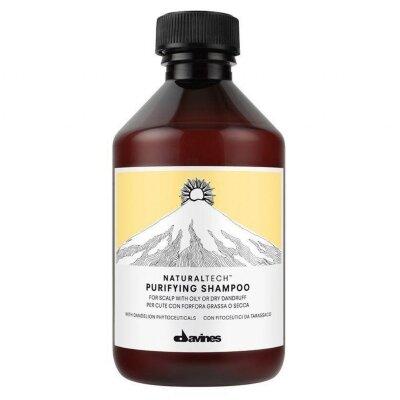 DVNS NTech Шампунь Очищающий против перхоти Purifying shampoo 250ml