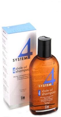 SYSTEM 4 Терапевтический шампунь № 4, 215 мл Для очень жирной кожи головы