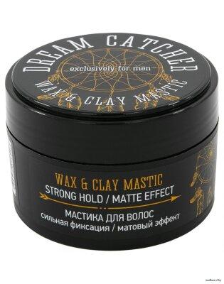 DREAM CATCHER мастика для волос сильная фиксация/ матовый эффект 100 гр