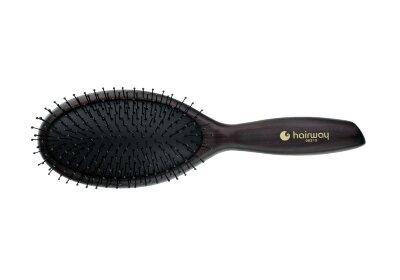 Щетка Hairway Venge 2 11-ряд.овальная,большая