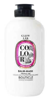 Бальзам-маска для окрашенных волос с экстрактом брусники - COLOR BALM-MASK DOUBLE KERATIN 250 мл