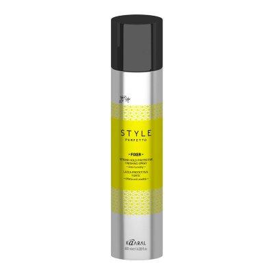 15936 STYLE Perfetto Защитный лак для волос сильной ф.100 мл
