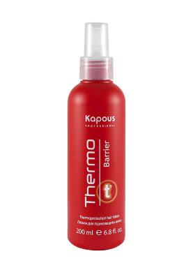 "Лосьон для термозащиты волос ""Thermo barrier"" 200мл"
