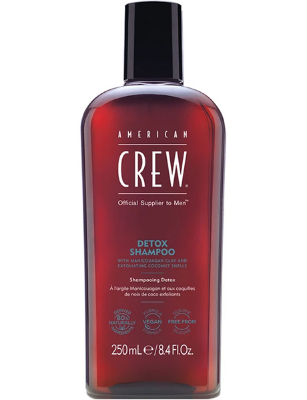 AmCrew  Детокс шампунь для ежедневного ухода, American Crew Detox Shampoo 250 мл