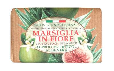 ND Мыло Fig & Aloe / Инжир и алоэ 125 гр