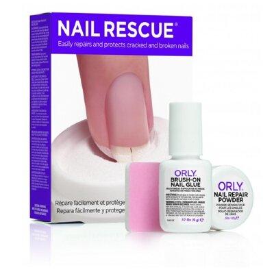 Набор для ремонта ногтей «Скорая ногтевая помощь» Nail Rescue Boxed Kit